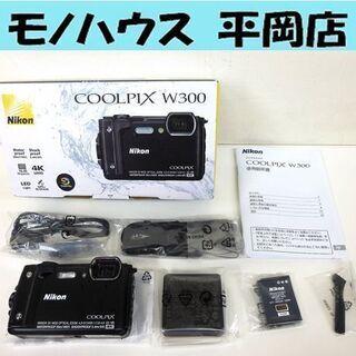 展示未使用品 ニコン NIKON クールピクス W300 コンパ...