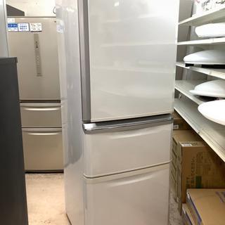 安心の6ヶ月保証付!! 【三菱 15年製】 3ドア冷蔵庫 …