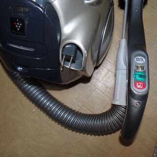 シャープ プラズマクラスターEC-AX110 現状引き取り希望 - 家電