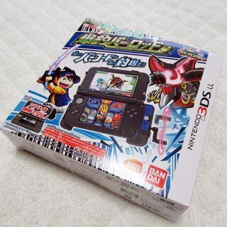 【値下げしました】3DS LL 爆釣バーロッド/ ポケモントレッタラボ
