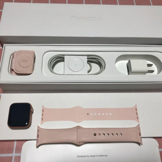 ★交渉中★ Apple Watch Series 4 GP…