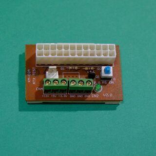 ATX電源検証ボード
