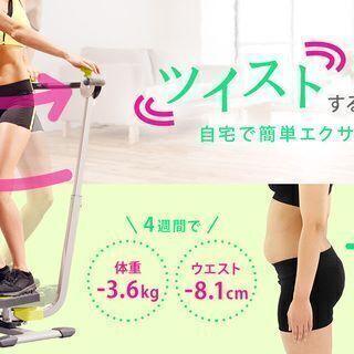 ツイスト&シェイプ 【ダイエット フィットネス トレーニング 筋...