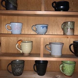 コーヒーカップ各種(棚はつきません)