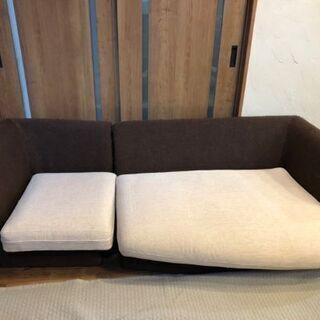 ソファー 布製