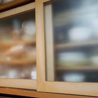 日程調整中。多数のコメントありがとうございます。食器棚 - 札幌市