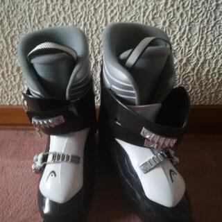 スキー靴 ジュニア用