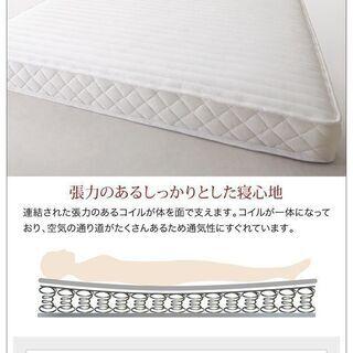 値下【新品未使用】ダブルサイズマットレス
