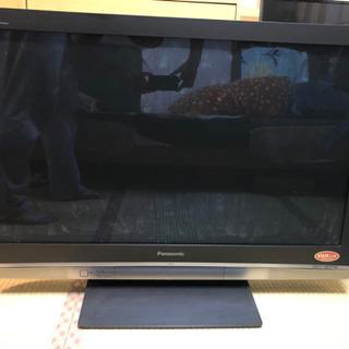 パナソニックプラズマ42型テレビ