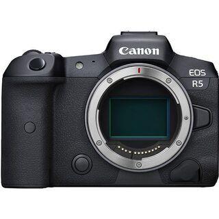 Canon EOS R5(本体)