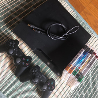 PS3  プレステ3  ソフト付き