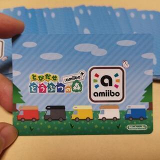 どうぶつの森 amiiboカード54枚