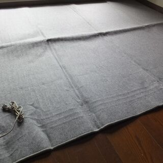 ホットカーペット 三菱マイコンカーペット 3畳相当(240×20...