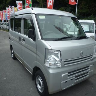 (ID2500)軽バン専門店在庫50台 日産 NV100クリッパ...
