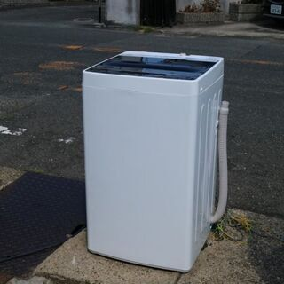 ハイアール 全自動洗濯機 4.5kg JW-C45A 20…