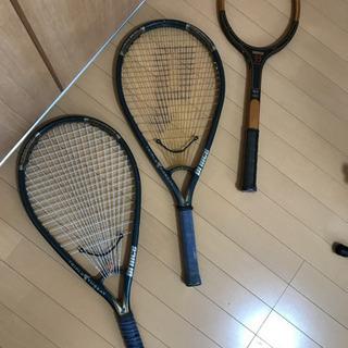 テニスラケット 3本セット