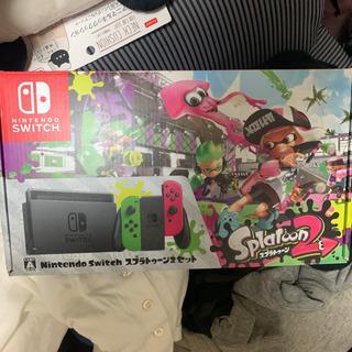 任天堂Switch スプラトゥーン同梱版 プロコン付き ソフト多数