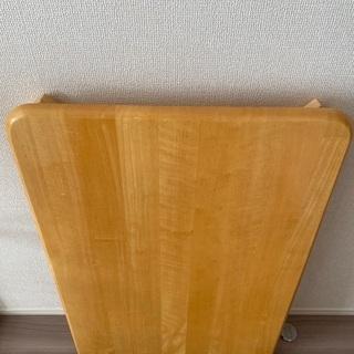 折れ脚テーブル - 家具