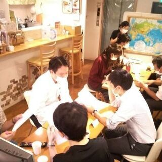 9/23(水) 1000円! 短い英語で英会話!ワークショップ