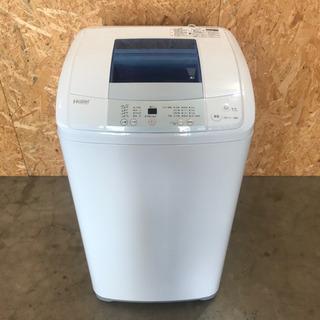 ☆Haier 2015年製 J W-K50K 洗濯機5kg