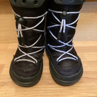 クロックス 冬ブーツサイズ10