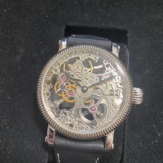 【ネット決済・配送可】手巻き式腕時計 ARCA FUTURA