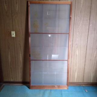 ガラス建具