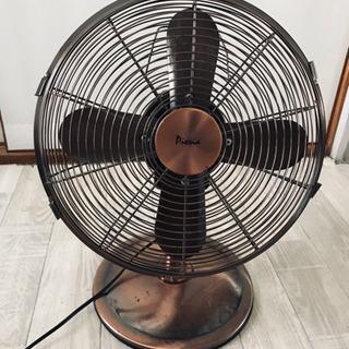メタル扇風機 ドウシシャ