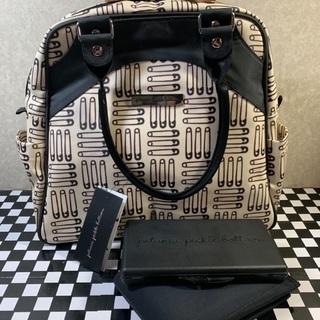 ◆新品未使用◆ ペチュニアピックルボトム マザーズバッグ