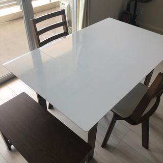 決定!テーブル 昨年11月購入 定価34000円 - 中頭郡