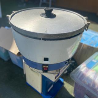 プロパン炊飯器業務用