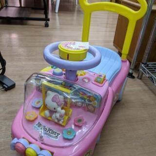 ハローキティ 女の子乗り物 対象年齢1歳以上から 💳自社配送時🌟...