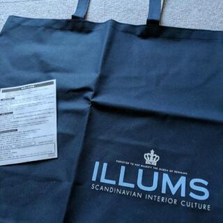 ILLUMSのエコバッグ 未使用!