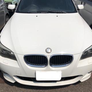 BMW525i ツーリングMスポーツパッケージ
