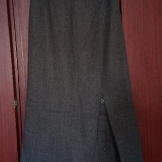 婦人用ウールスカート