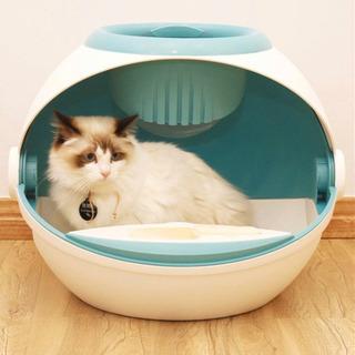 猫トイレ(丸型)取りに来ていただける方限定