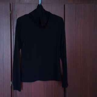 婦人ハイネックセーター