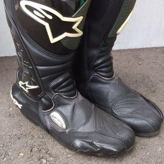 alpinestars sm-x バイクブーツ