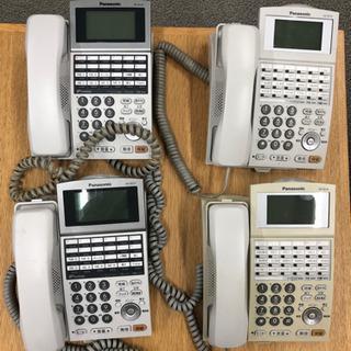 ※お譲り先確定※ 電話機(ビジネスフォン)Panasonic V...