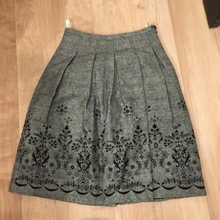 スカート ハッシュアッシュ サイズ40