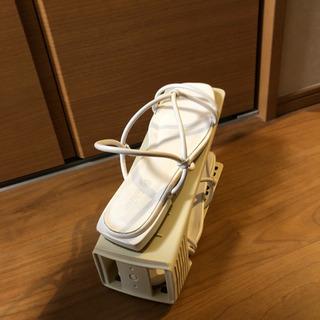 靴収納ラック 19日引っ越し!