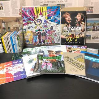 ゆず YUZU ライブグッズ CD アルバム まとめ売り 24点セット