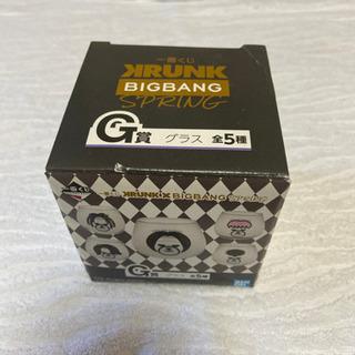BIGBANG 一番くじ グラス