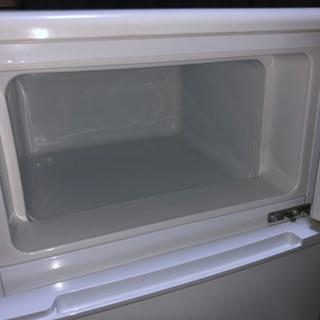 【2000円】引き取りのみ 2012年生冷蔵庫 外装傷、汚れアリ - 坂井市