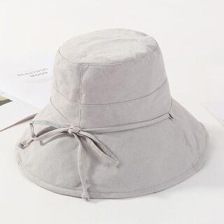 レディース 帽子 ハット 折りたためる お出かけ 日よけ 送料込み UVカット専用 紐あり 日常生活 25 − 千葉県