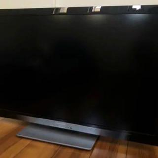 訳あり 美品 Panasonic 42型LEDフルハイビジョン液晶テレビ TH-L42G3の画像