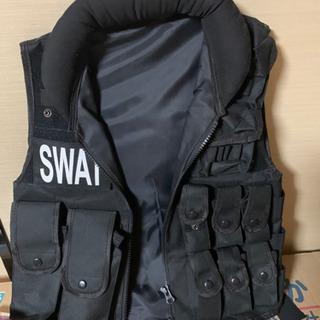 サバゲー用ジャケット SWAT