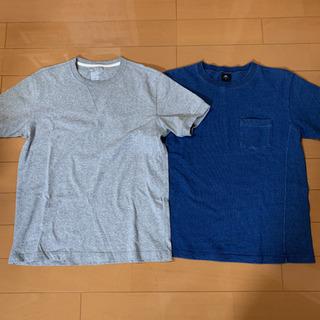 サウスフィールド 無印良品 Tシャツ2枚 共にLサイズ