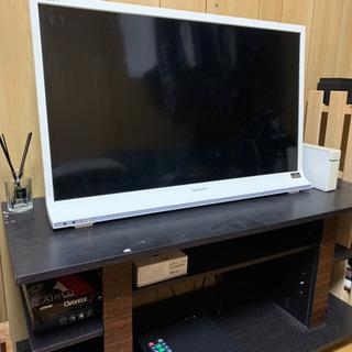 SHARP 32V型テレビ