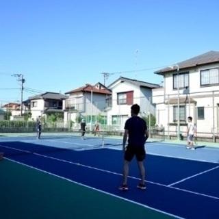 湘南でテニスやりませんか!経験者募集〜!